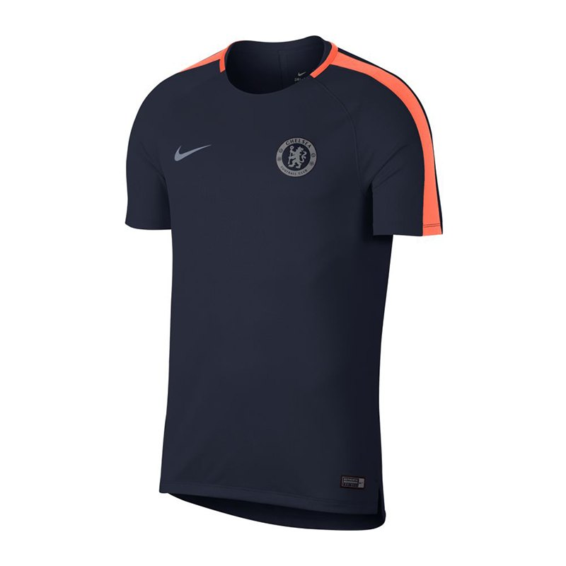 Nike FC Chelsea London Dry Squad Top T-Shirt F455 - blau