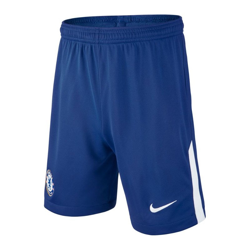 Nike FC Chelsea London Short 2017/2018 Blau F495 - blau