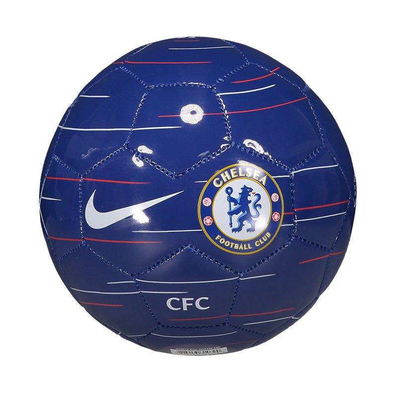 Nike FC Chelsea London Skills Miniball Blau F495 - blau