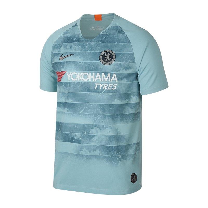 Nike FC Chelsea London Trikot 3rd 2018/2019 F453 - blau