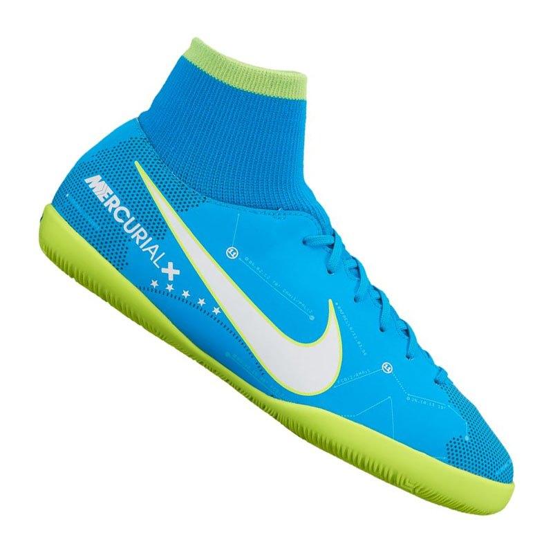 Nike Jr Mercurial X Victory VI NJR DF IC Kids F400 - blau