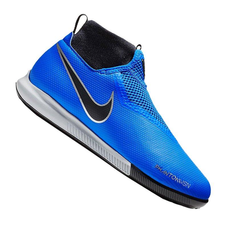 Nike Jr Phantom Vision Academy DF IC Kids Blau F400 - blau