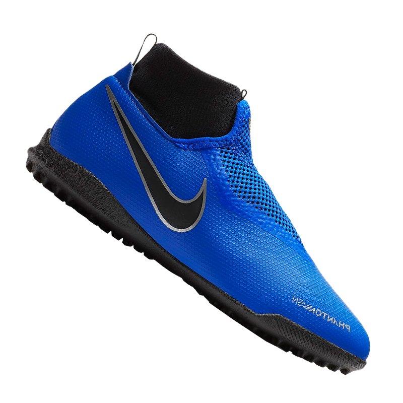 Nike Jr Phantom Vision Academy DF TF Kids Blau F400 - blau