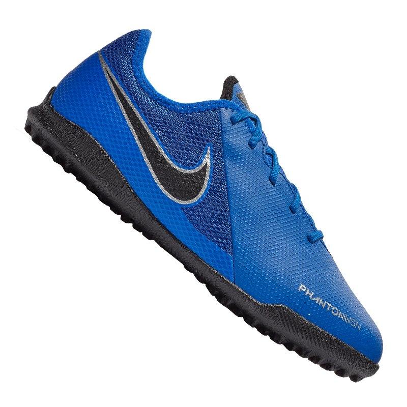 Nike Jr Phantom Vision Academy TF Kids Blau F400 - blau