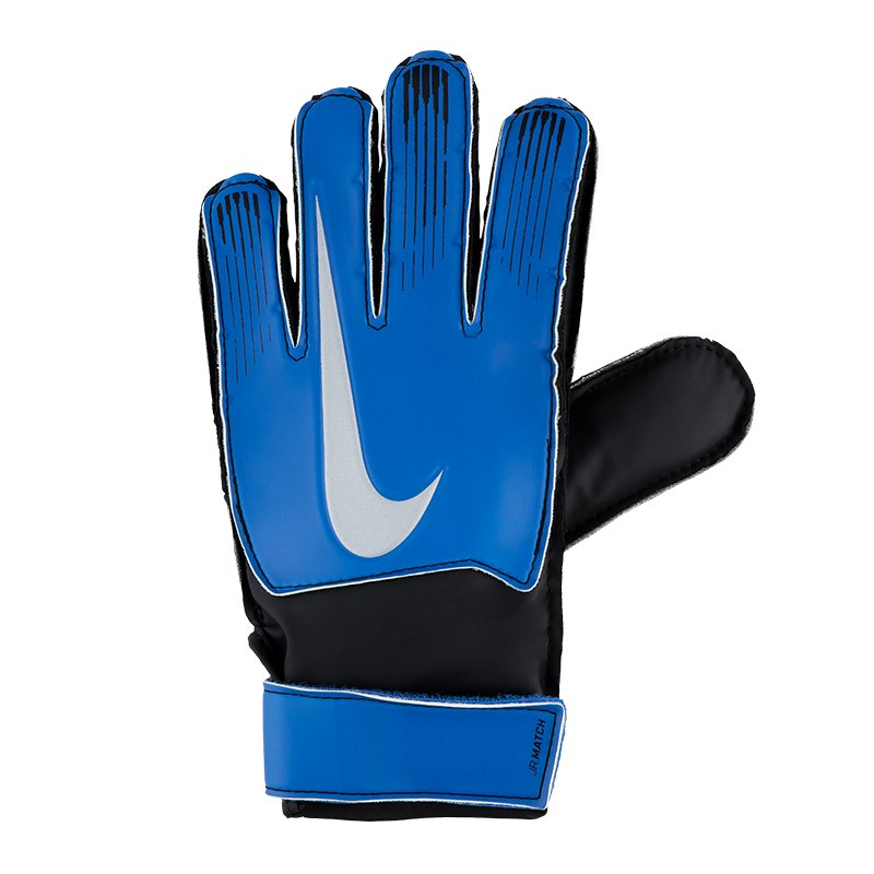 Nike Junior Match Torwarthandschuh Kids Blau F420 - blau