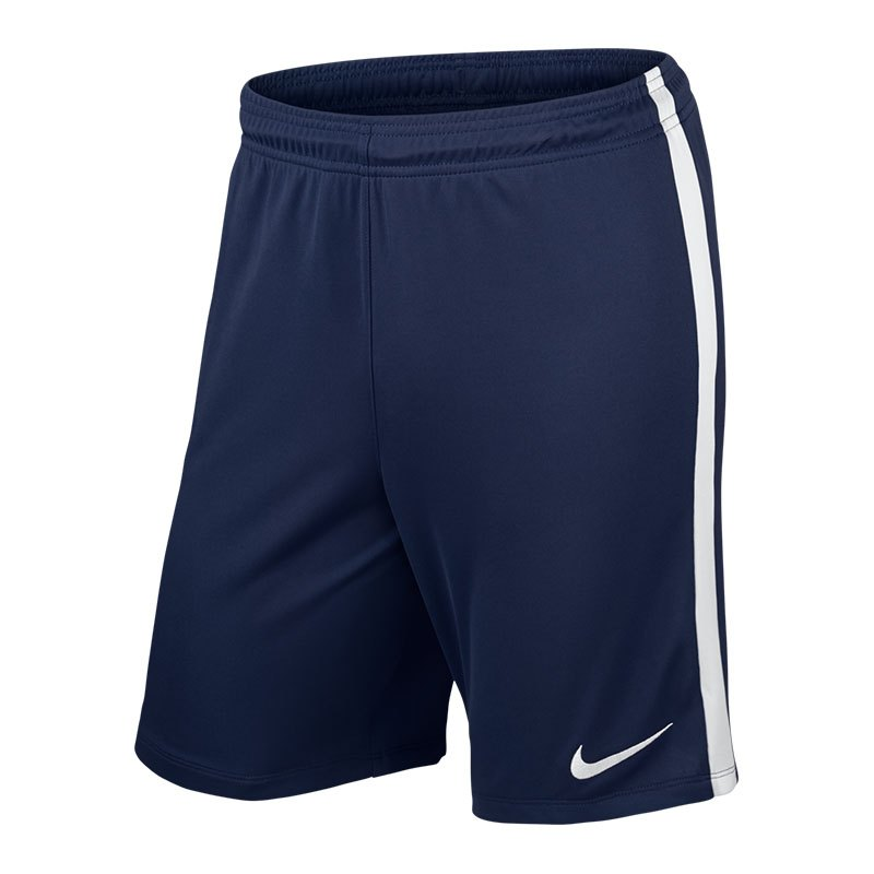 Nike League Knit Short ohne Innenslip Blau F410 - blau
