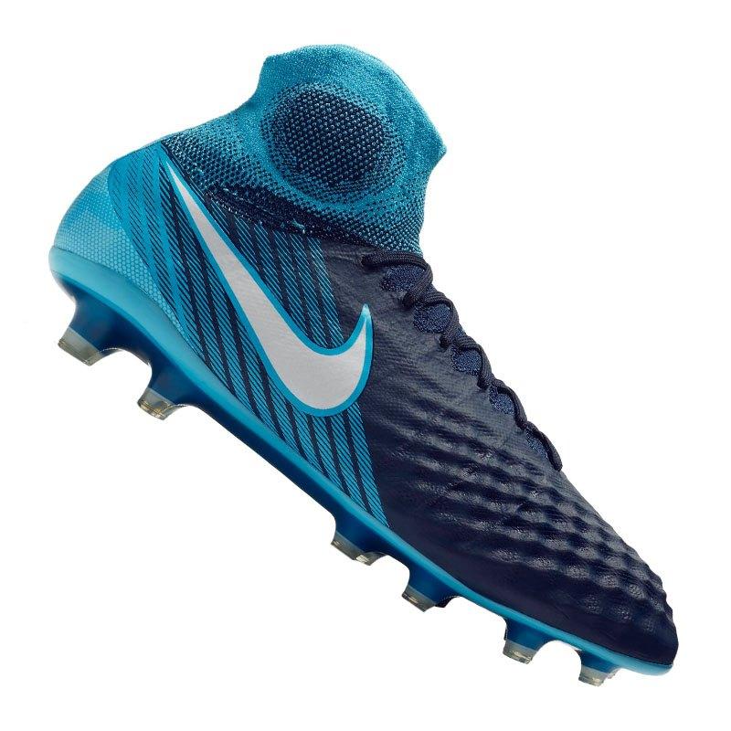 Nike Magista Obra II FG Blau F414 - blau