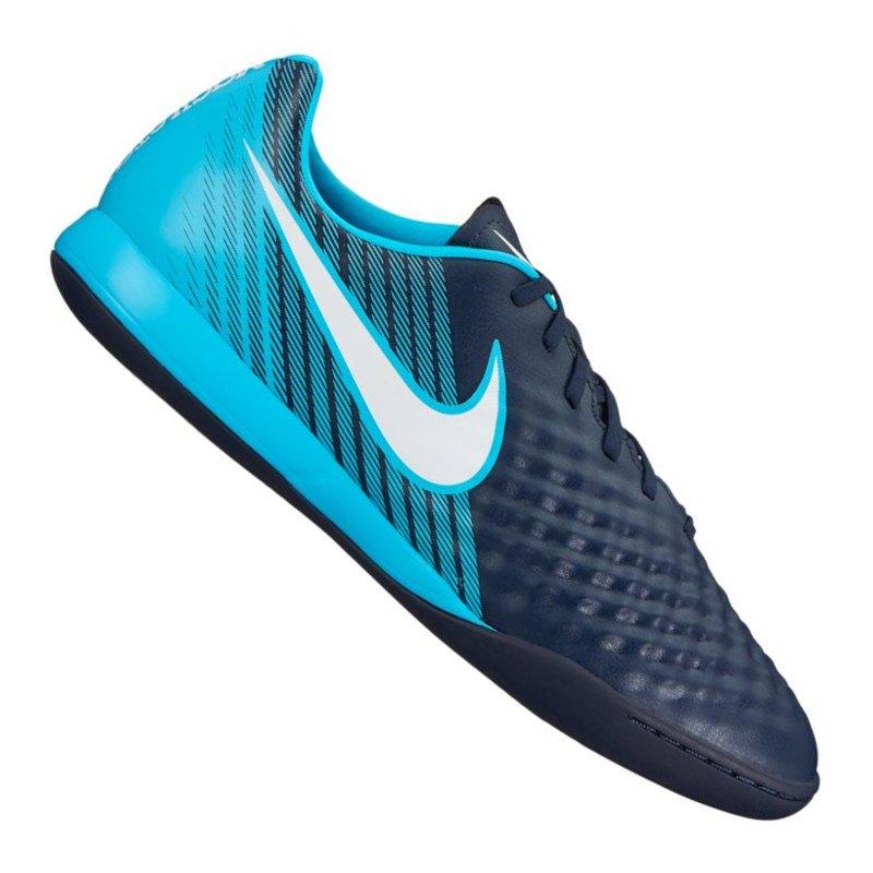 Nike Magista Onda II IC Blau F414 - blau