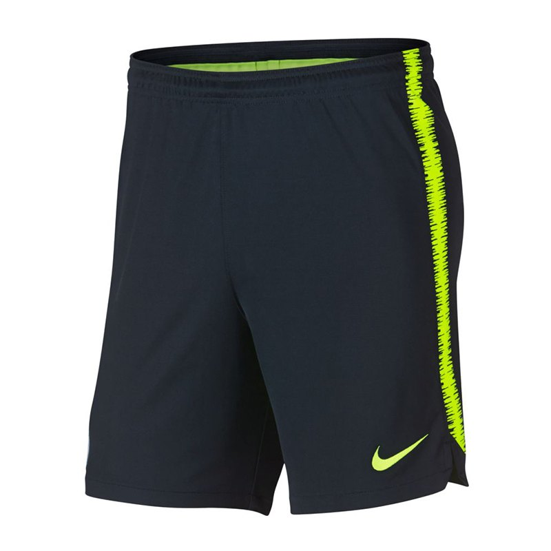 Nike Manchester City FC Dry Squad Short Blau F475 - blau
