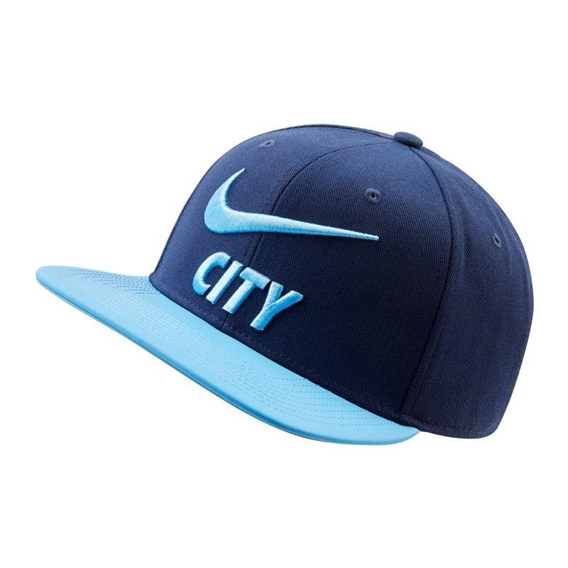 Nike Manchester City Pro Pride Cap Kappe F410 - blau