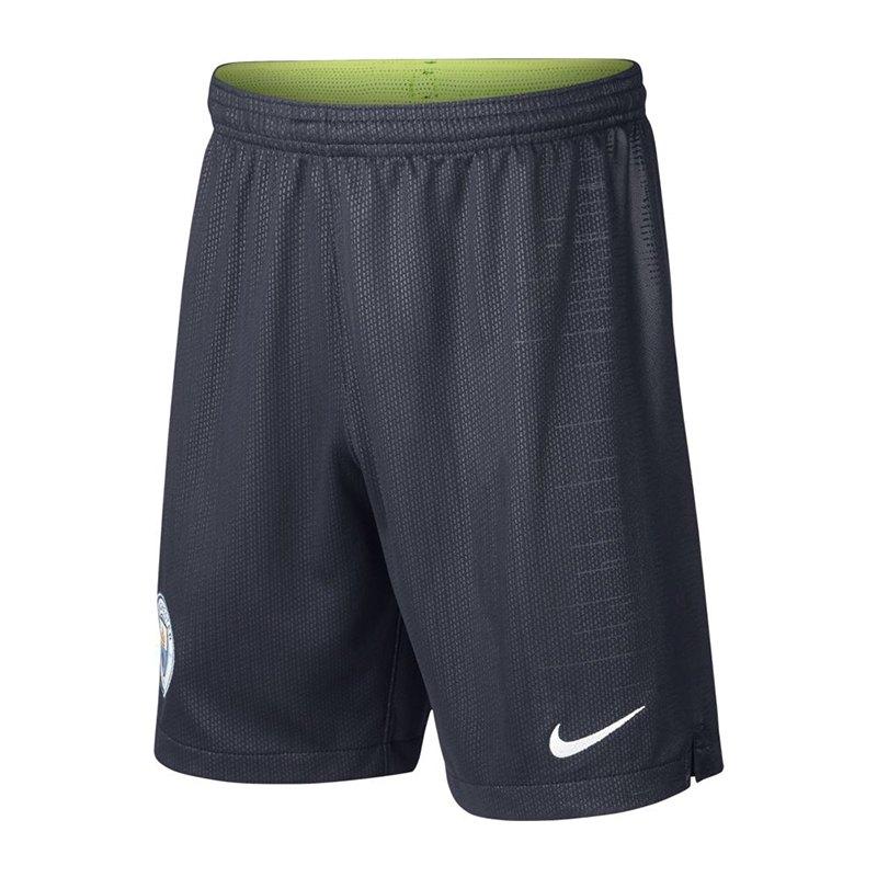 Nike Manchester City Short Away Kids 2018/2019 F475 - blau