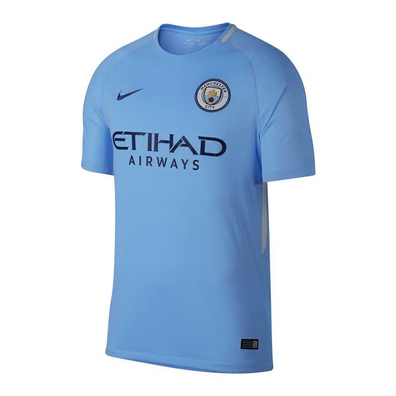 Nike Manchester City Trikot Home 2017/2018 F489 - blau