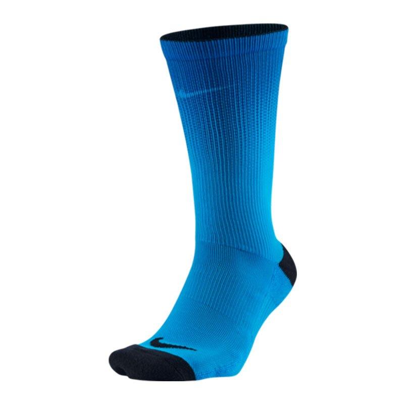 Nike NK Crew-Print Socks Socken Blau F902 - blau