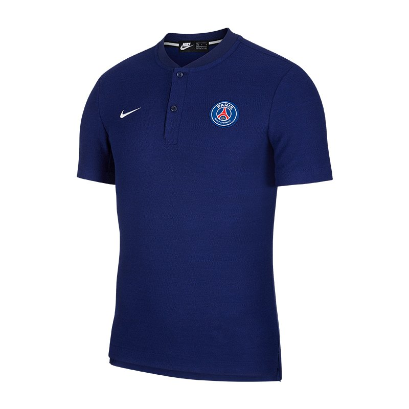 Nike Paris St. Germain Grand Slam Poloshirt F421 - blau
