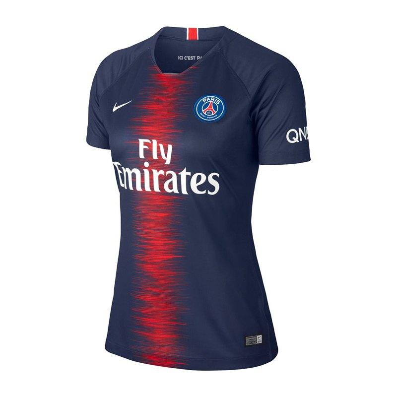 Nike Paris St. Germain Trikot H Damen 18/19 F411 - blau