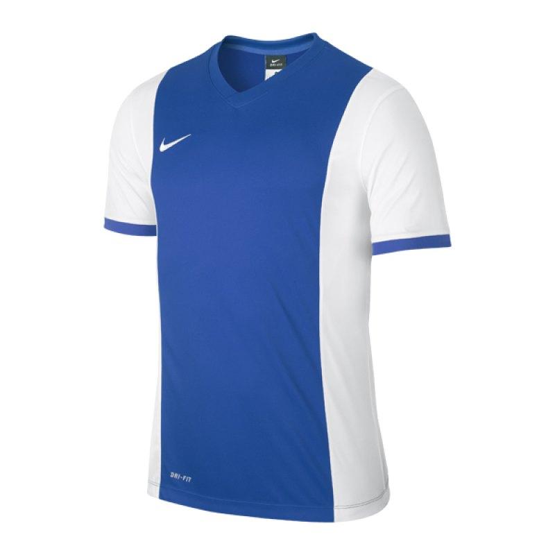 Nike Park Derby Trikot kurzarm Blau Weiss F463 - blau