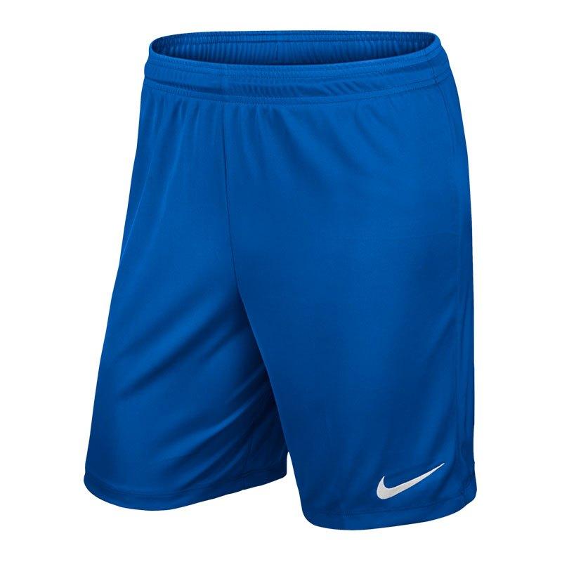 Nike Park II Short ohne Innenslip Kids Blau F463 - blau