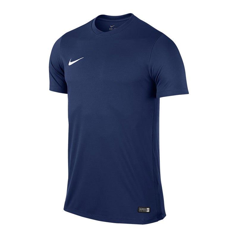 Nike Park VI Trikot kurzarm Kids Dunkelblau F410 - blau