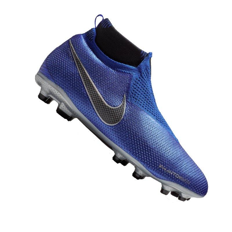 Nike Phantom Vision Elite MG Kids Blau F400 - blau