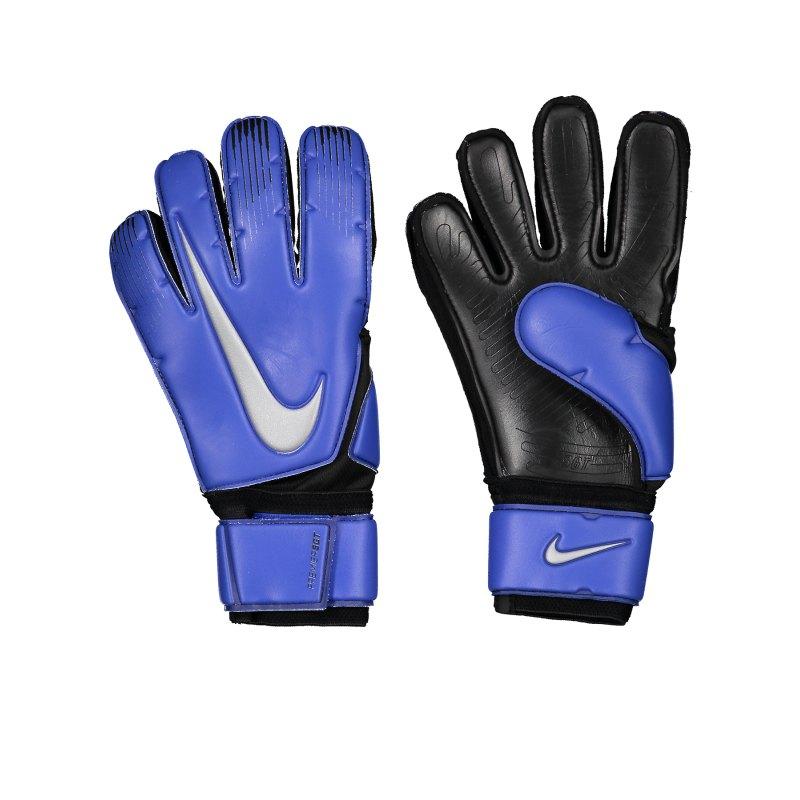 Nike Premier Torwarthandschuh Blau F410 - blau