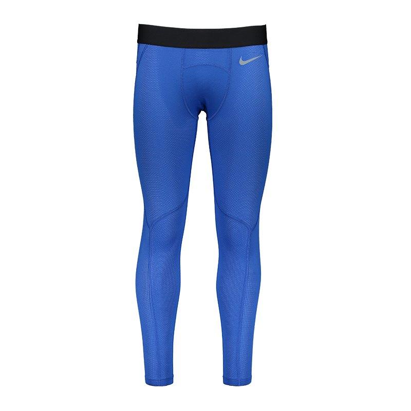 Nike Pro Hypercool Tight Blau F480 - blau