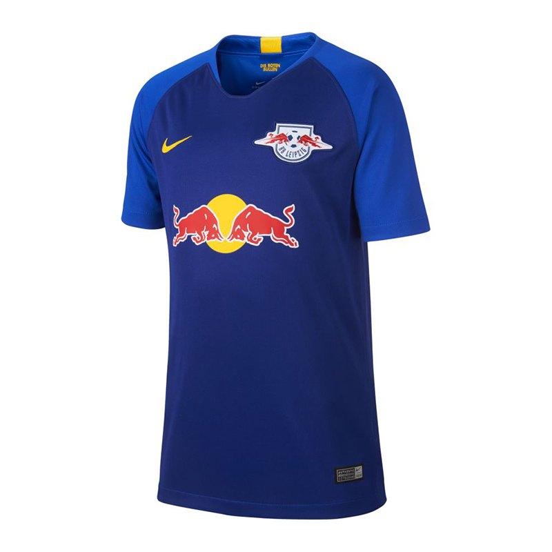 Nike RB Leipzig Trikot Away Kids 2018/2019 F456 - blau