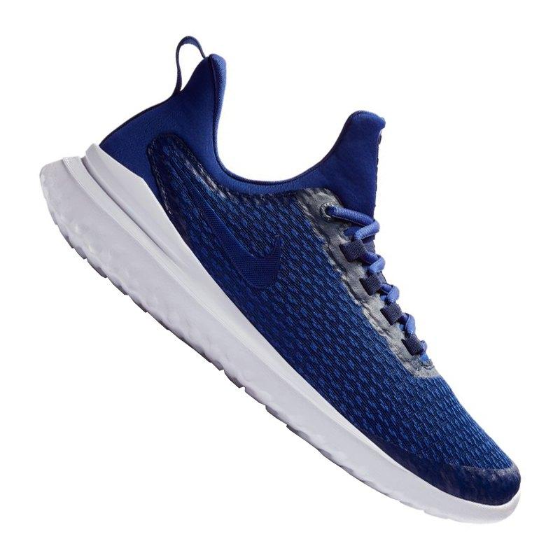 Nike Renew Rival Running Blau Weiss F401 - blau