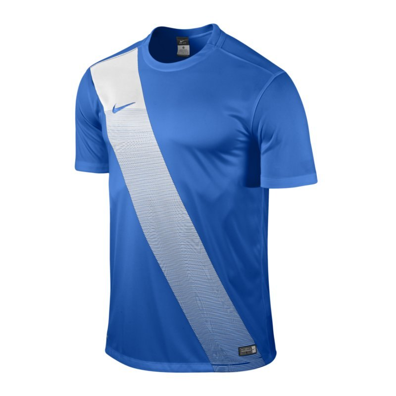Nike Sash Trikot kurzarm Blau F463 - blau