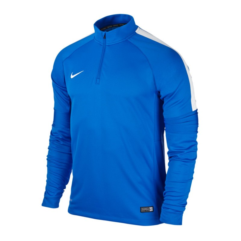 Nike Squad 15 Ignite Midlayer Sweatshirt Blau F463 - blau