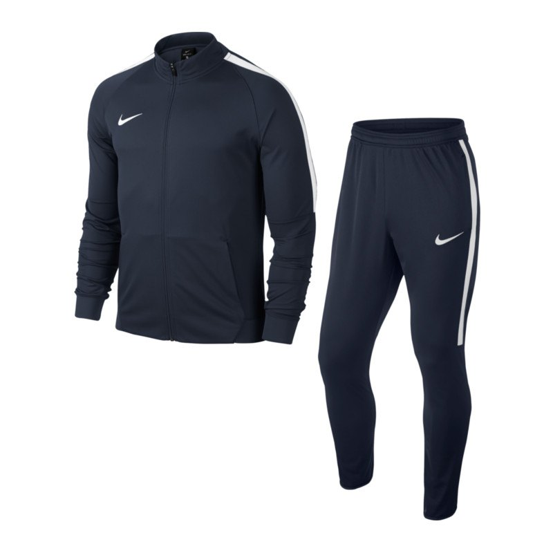 Nike Squad 17 Dry Trainingsanzug Blau F452 - blau