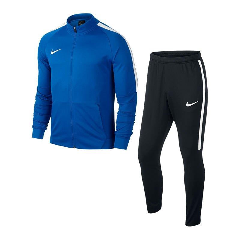 Nike Squad 17 Dry Trainingsanzug Blau F463 - blau