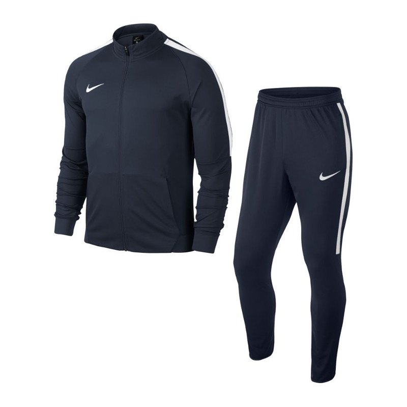 Nike Squad 17 Dry Trainingsanzug Kids Blau F452 - blau