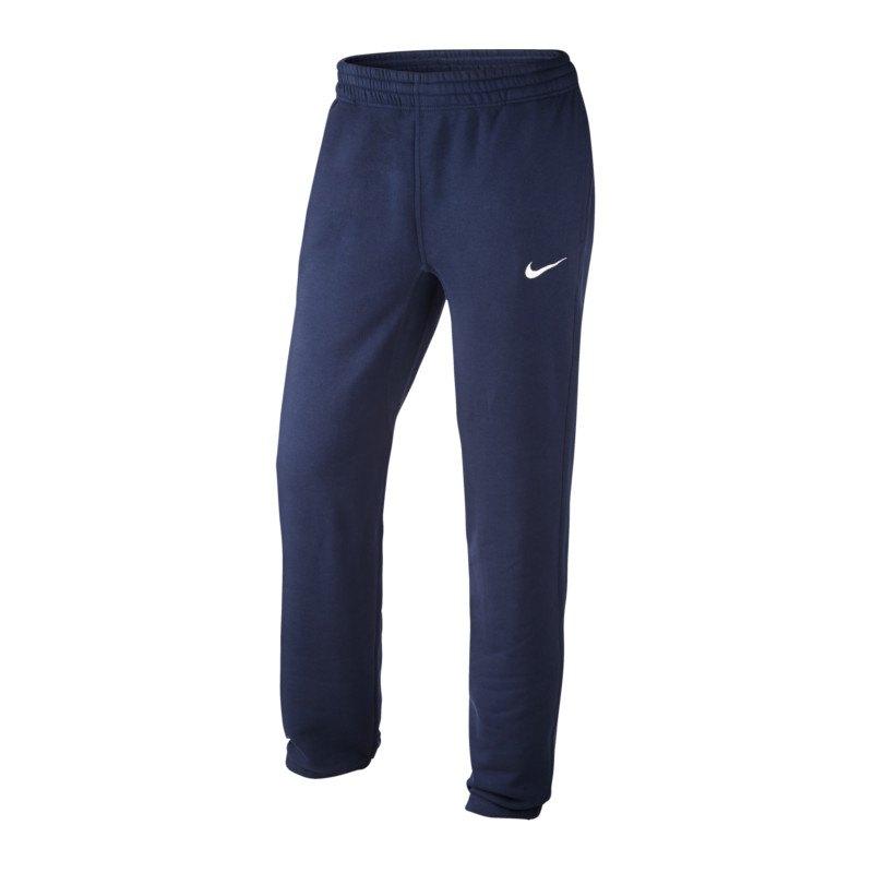 Nike Team Club Cuff Pant Hose lang Kids F451 - blau