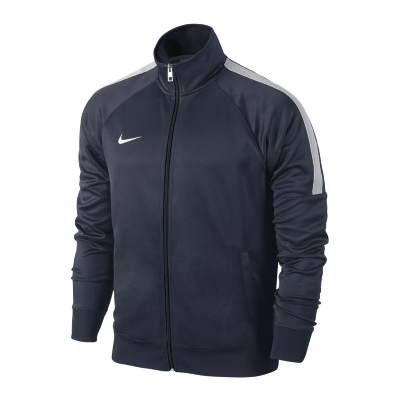 Nike Team Club Trainer Jacket Jacke Blau F451 - blau