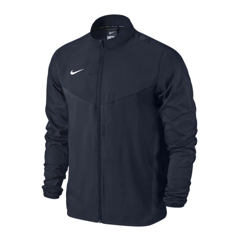 Nike Team Performance Shield Jacket Jacke F451 - blau