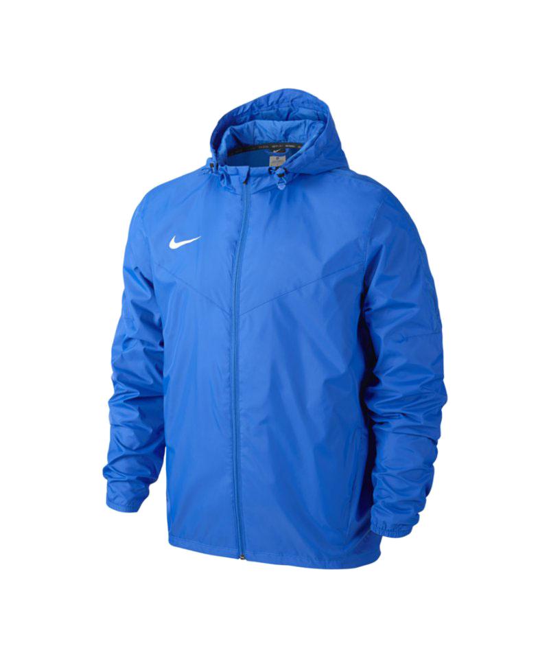 Nike Team Sideline Rainjacket Regenjacke Kids F463 - blau