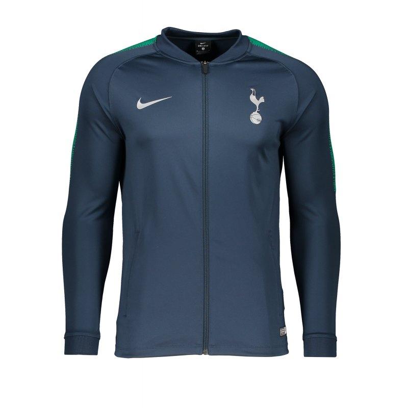 Nike Tottenham Hotspur Dry Squad Track Jacke F458 - blau