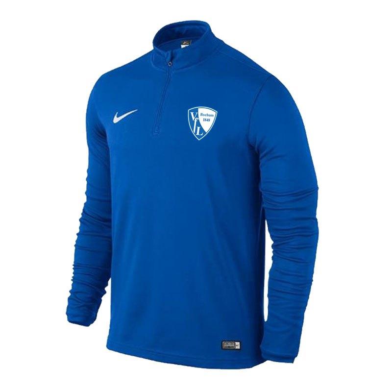 Nike VfL Bochum Trainingssweatshirt Kids Blau F463 - blau