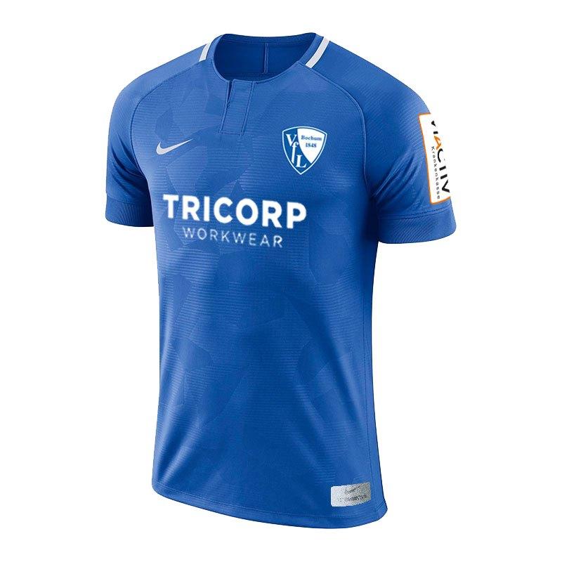 Nike VfL Bochum Trikot Home 2018/2019 Blau F463 - blau