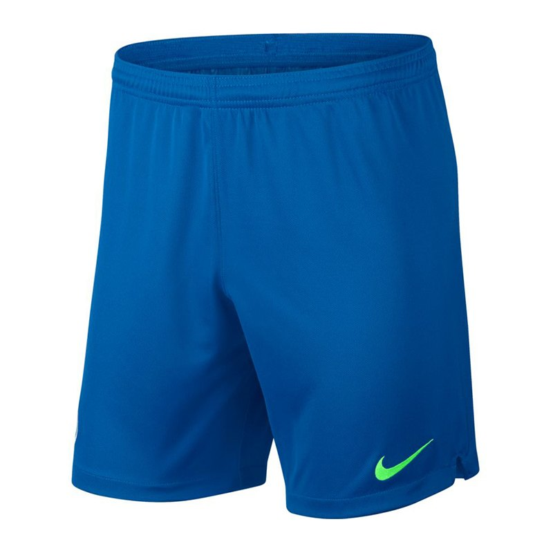 Nike VfL Wolfsburg Short Away 2018/2019 F465 - blau