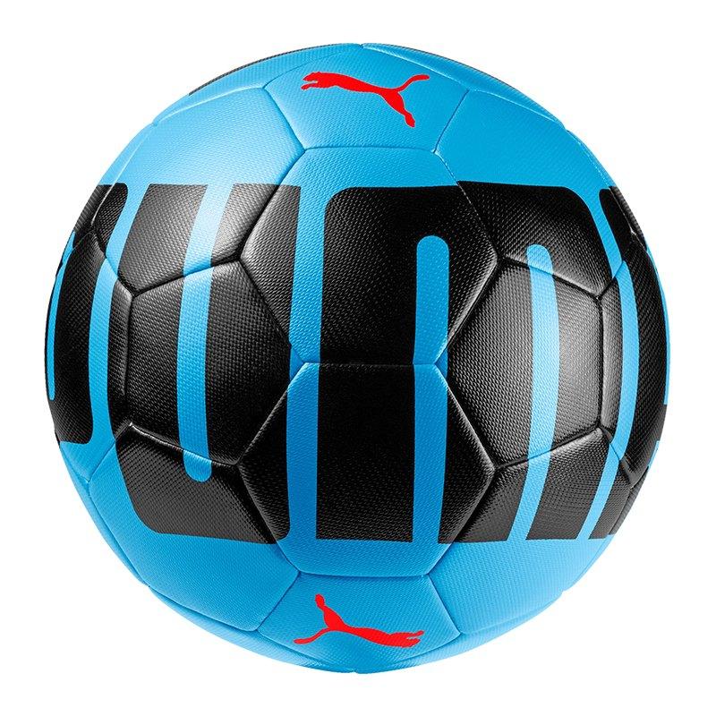 PUMA 365 Hybrid Trainingsball Blau Schwarz F01 - blau