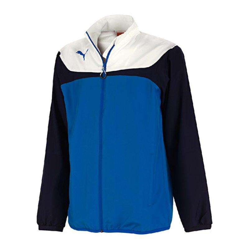 PUMA Esito 3 Leisure Jacket Präsentationsjacke F02 - blau