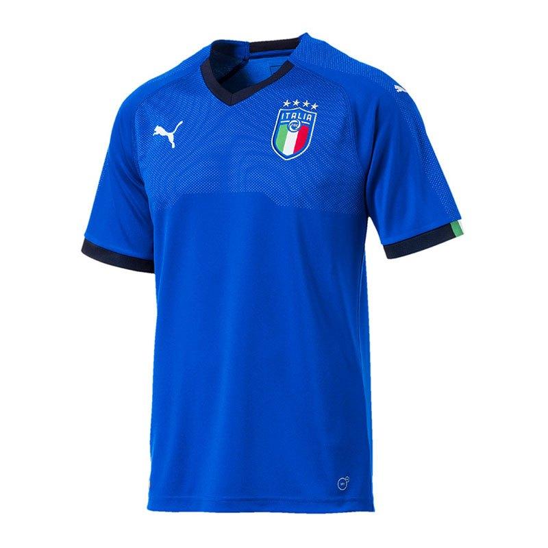 PUMA Italien Home Trikot 2018 Blau F01 - blau