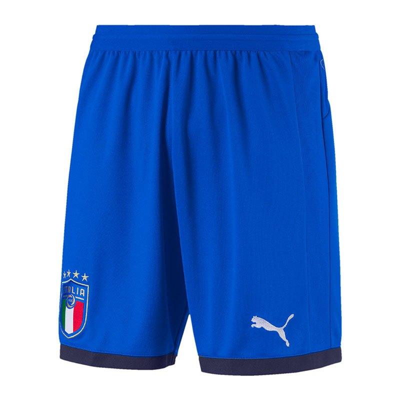 PUMA Italien Short Home WM 2018 Blau F01 - blau