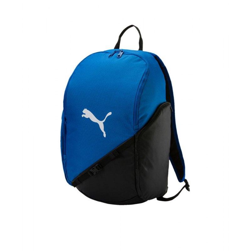 PUMA LIGA Backpack Rucksack Blau Schwarz F03 - blau