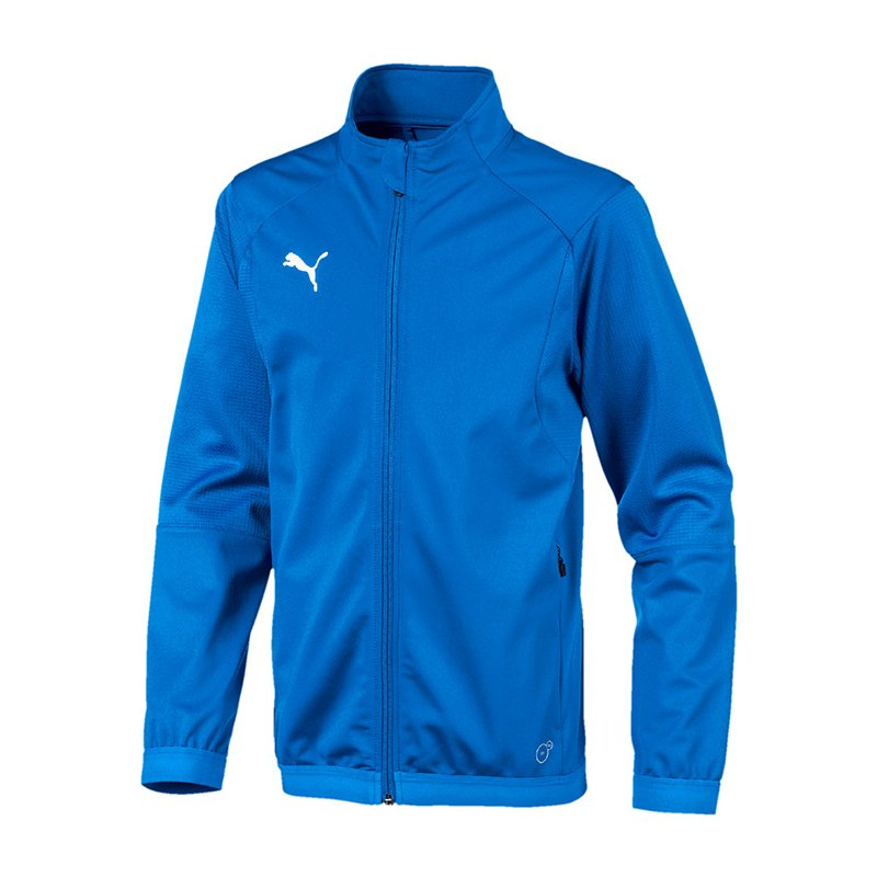 PUMA LIGA Training Jacket Trainingsjacke Kids F02 - blau