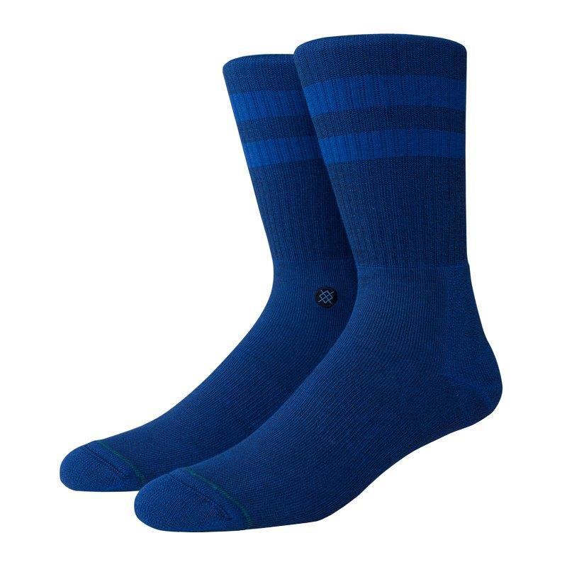 Stance Uncommon Solids Joven Socks Blau - blau