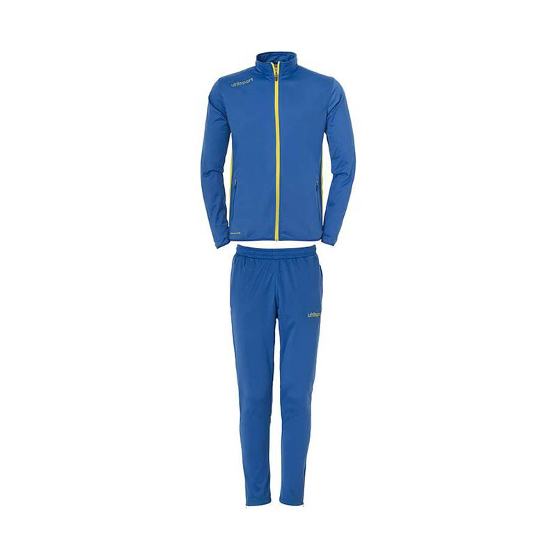 Uhlsport Essential Classic Trainingsanzug Kids F04 - blau