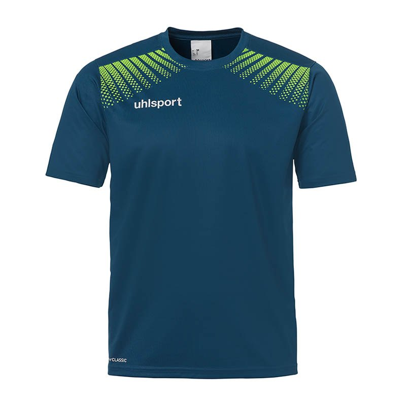 Uhlsport Goal Training T-Shirt Kids Blau F06 - blau