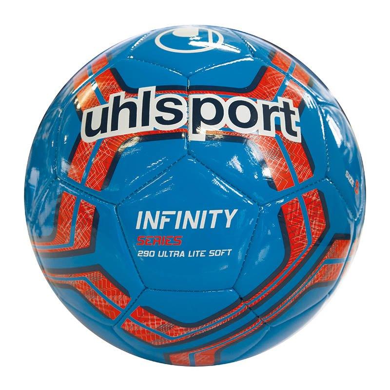 Uhlsport Infinity Lite Soft 290 Gramm Blau Rot F03 - blau